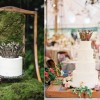 antique crown cake toppers, Cakes by Krishanthi lef, image by Weddings by Nicola & Glen, right Steve Steinhardt Photography via SMP