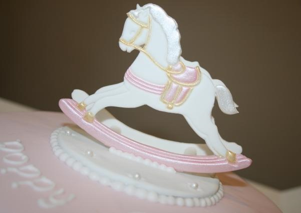 Rocking Horse Cakes Cake Geek Magazine