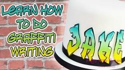 Grafitti writing tutorial