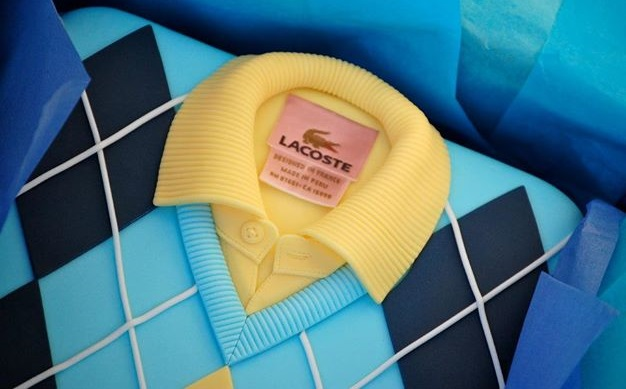 fathers day cake tutorial poloshirt & sweater tutorial by the Royal Bakery inspired by Viva La Cake
