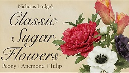 Peony, Tulip, Anemone Tutorials