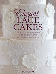 Lace Cakes by Zoe Clark