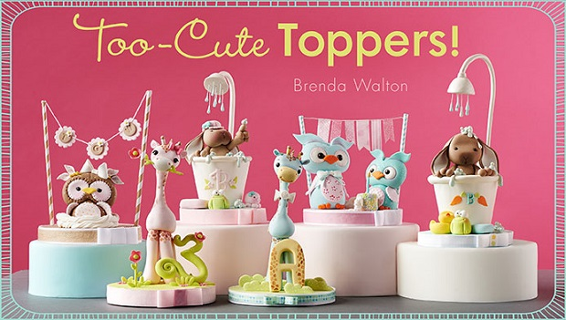 Too Cute Toppers by Brenda Walton on Craftsy