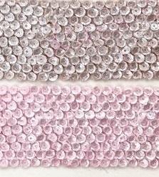 sequins mold by Karen Davies