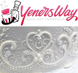 Lace Piping Tutorial on Yener's Way