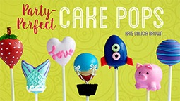 Party Perfect Cake Pops with Kris Galicia Bwon on Craftsy