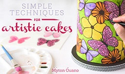 Simple Techniques for Artistic Cakes by Myton Ouano on Craftsy