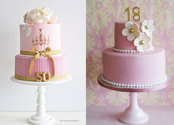 Pretty Birthday Cakes Cake Geek Magazine