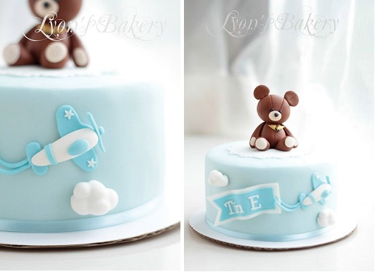 Birthday Cake Images For Little Boy : Cakes for Little Boys - Cake Geek Magazine