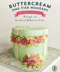 Buttercream One Tier Wonders by Valeri Valeriano and Christina Ong