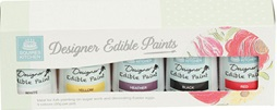 edible paints for cakes from Squires Kitchen