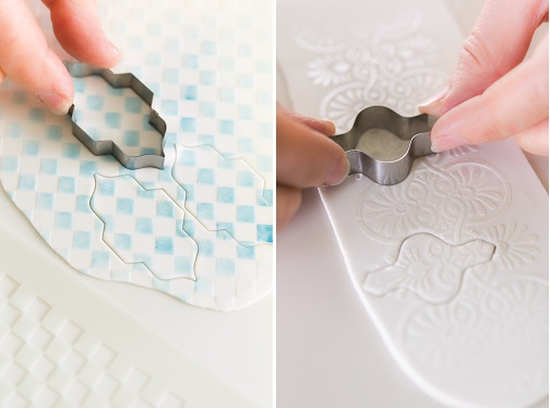 wedding cake decorating tutorial by Lindy Smith