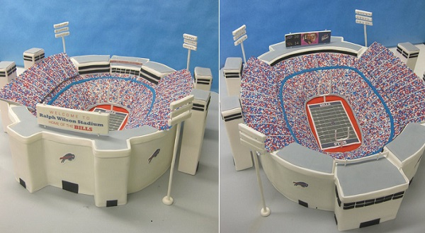 stadium cake by Lovely Cakes