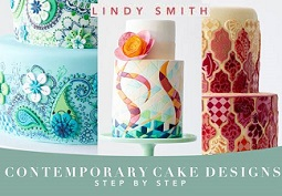 Lindy Smith tutorial on Craftsy Contemporary Cake Designs