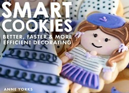 Smart Cookie Decorating Tutorial with Ann York on Craftsy