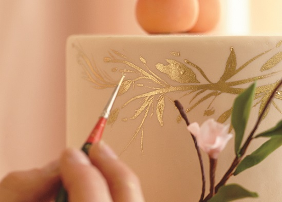 Painting with stencils tutorial 2