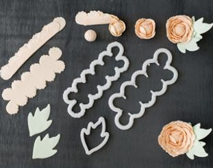 Easy Peony Cutter by FMM