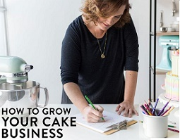 How To Boost Your Cake Business with Michelle Green on Craftsy