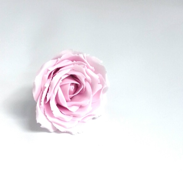 Large Gumpaste Rose Tutorial - Quick & Easy Wired Rose