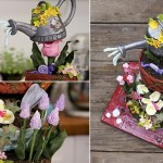 gardeners cake water can cake tutorial by Susan Carberry on CakeMade