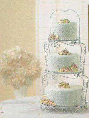 Vintage Wedding Cake Stand