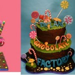 Lollipop Cakes by Kathy Dvorski Cakes, Confetti Cakes NY and Charm City Cakes