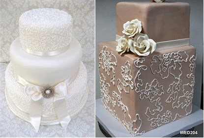 lace piping cornelli piping filligree piping on wedding cakes