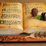Story book cake by Rose Sen Cakes