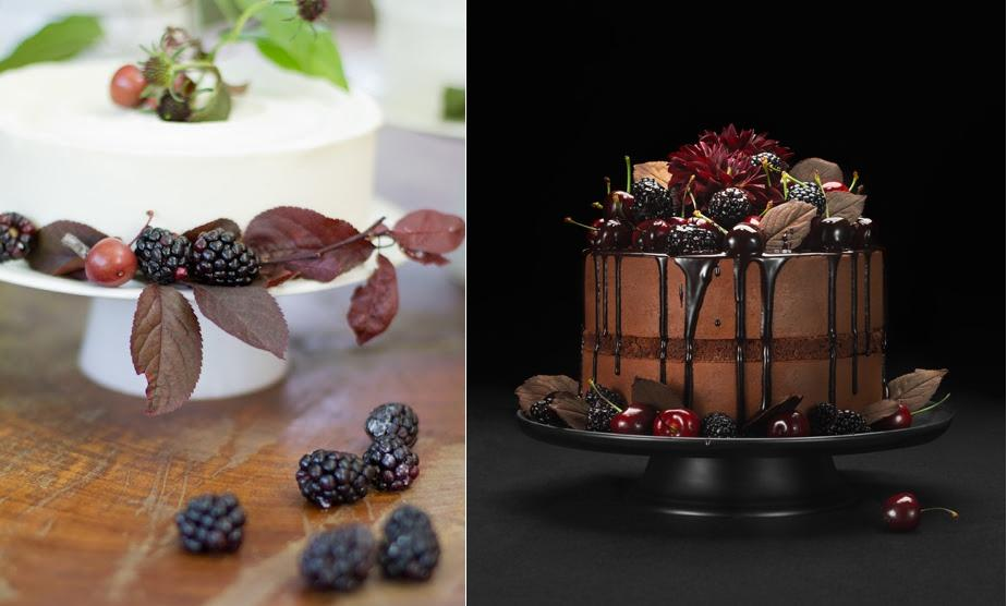chocolate wedding cakes pinterest autumn cakes for the fall season cake magazine 12796