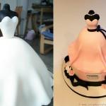 cakes for fashionistas