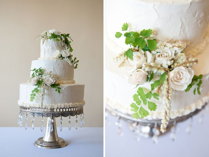 Spring wedding cake from Every Last Detail Downton inspired wedding