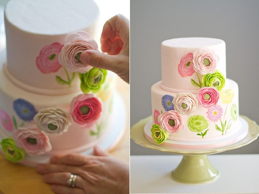 multi dimensional cake decorating tutorial by Anna Craig on Cake Central
