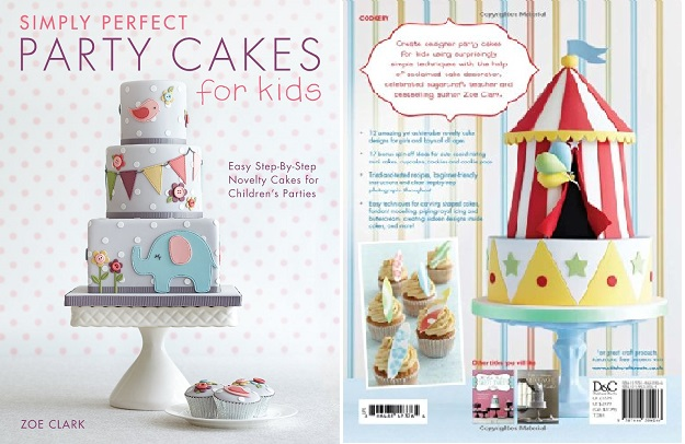 Zoe Clark Cakes, Simply Perfect Party Cakes For Kids