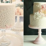 doile lace cakes by Sweet Bloom Cakes, Australia