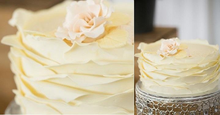 the art of cake via blush magazine.ca, NC Photography
