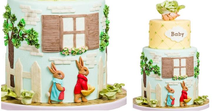 Beatrix Potter cake by Sugar Sweet Cakes & Treats