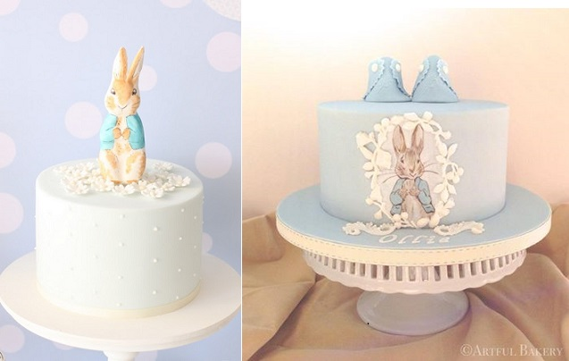 Excellent Beatrix Potter Cakes Tutorials Cake Geek Magazine Personalised Birthday Cards Epsylily Jamesorg