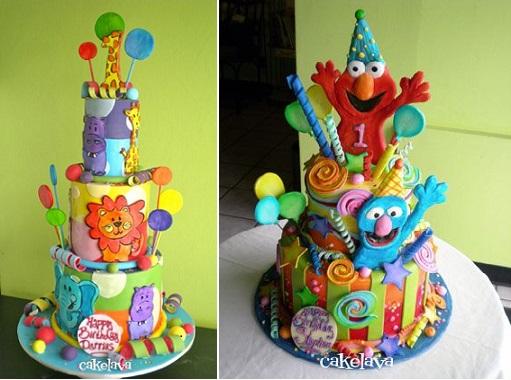 Remarkable Beautiful 1St Birthday Cakes Cake Geek Magazine Personalised Birthday Cards Sponlily Jamesorg
