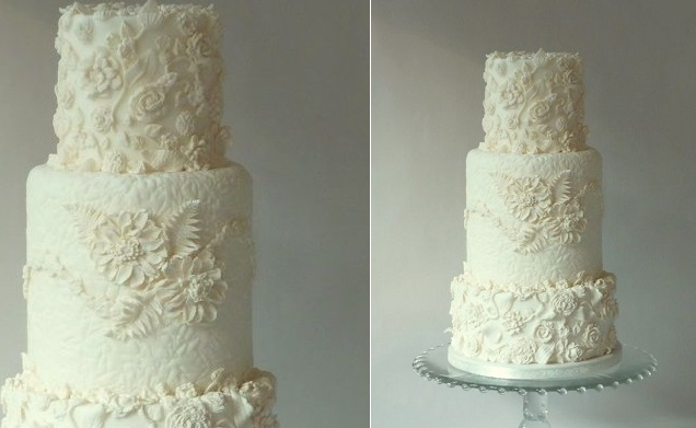 bas relief cake design by Panel7124 on Cake Central