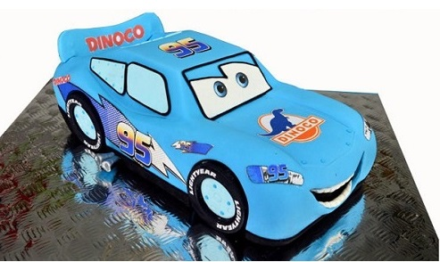 car cake tutorial by Verusca Walker