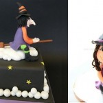 toppers by Het Bonte Taartje left, Bella Cupcakes right