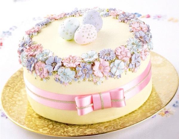 Easter Chic Cakes Treats Cake Geek Magazine