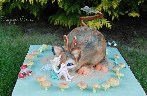 Zoe MacDonald of Zoe Pop's Cakes