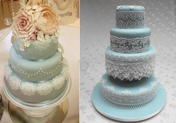 edible lace for wedding cakes edible lace wedding cakes cake magazine 3825