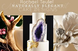 reinder antlers tutorial, geode cake tutorial and floral wreath tutorial with Rachel Teufel on Craftsy