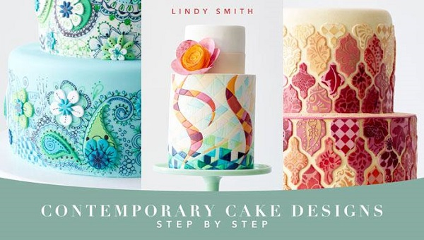 Lindy Smith cake tutorials on Craftsy