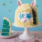Llama Cake Tutorial on Cake-Geek.com