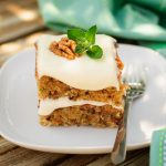 Carrot Wedding Cake Recipe/Carrot Cake Recipes for Different Pan Sizes
