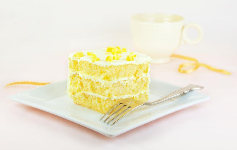lemon wedding cake recipe on Cake-Geek.com, image Jill Battaglia