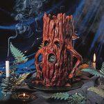 Tree Spirit Cake Tutorial Halloween on Cake-Geek.com